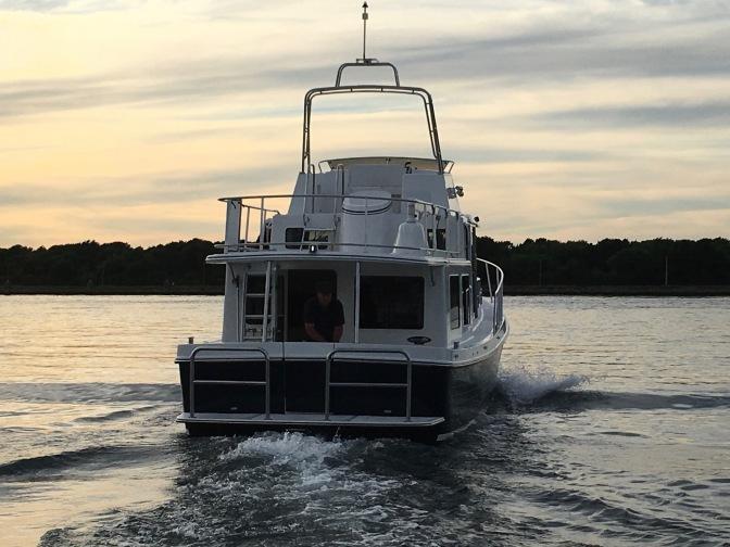 Test Drive – American Tug 395
