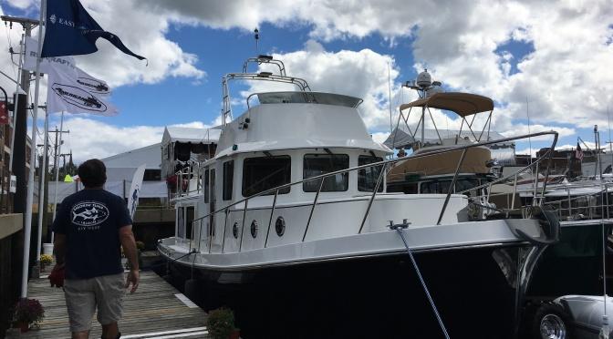 Boat Show Season Has Begun