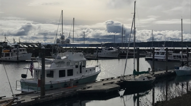 Shakedown – Part 6 – Roche to Port Townsend