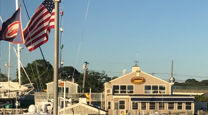 First East Coast Cruise – Part 3 – Stonington