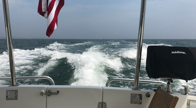 First East Coast Cruise – Block Island