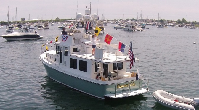 First East Coast Cruise – Part 4 – Fourth of July in Block Island