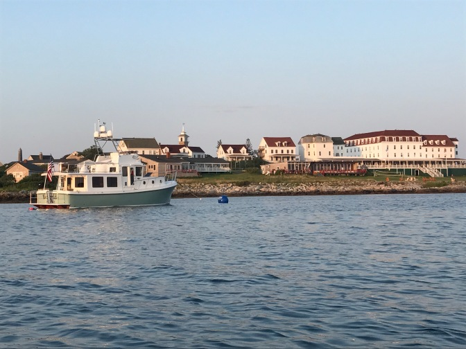 Maine Cruise – Days 4-5 – Annisquam River, Isles of Shoals, Boothbay Harbor