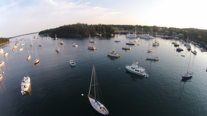Maine Cruise – Days 15 – 18 – Northeast Harbor & Mt. Desert