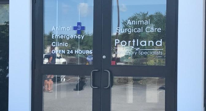 Maine Cruise – Day 25 – Portland & Portland Veterinary Specialists Emergency Clinic