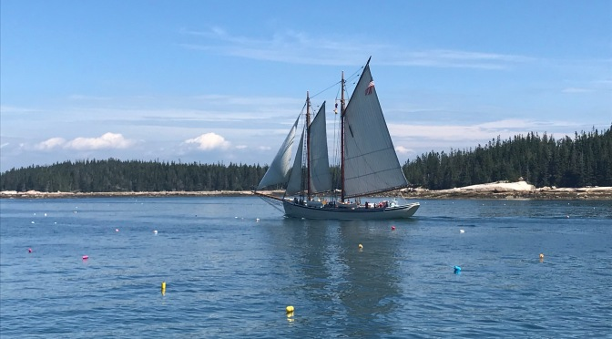 Maine Cruise 2018 – Northeast Harbor