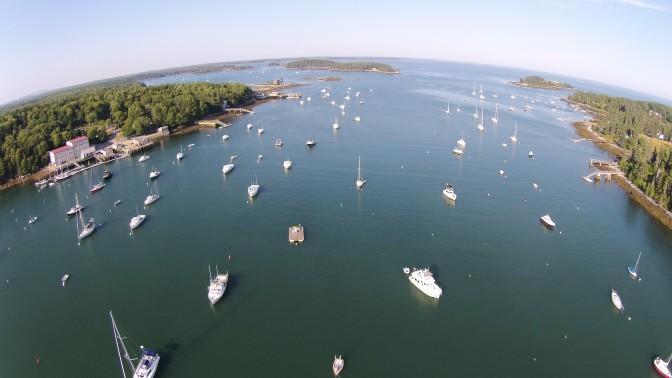Maine Cruise 2018 – Tenants Harbor