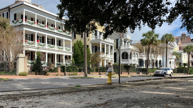 From Lowcountry Muddy Waters to Sophisticated Charm and Grace