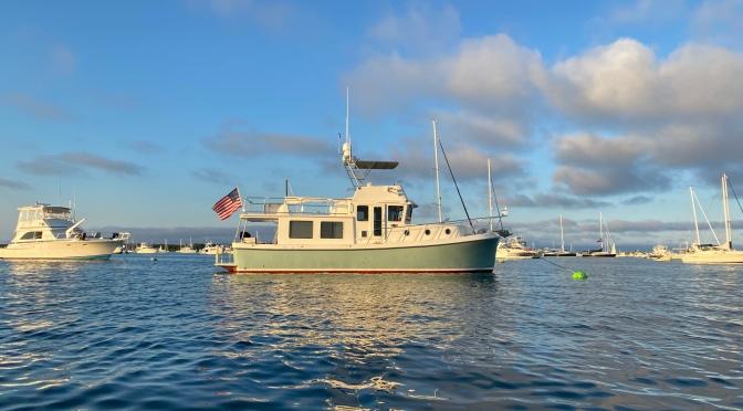 Summer of COVID – Cruise #3 – Block Island